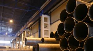Stalprofil na budowie gazociągu na Litwę