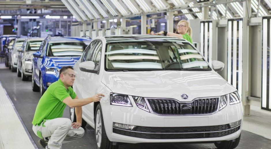 Škoda uruchomiła produkcję zmodernizowanej Octavii
