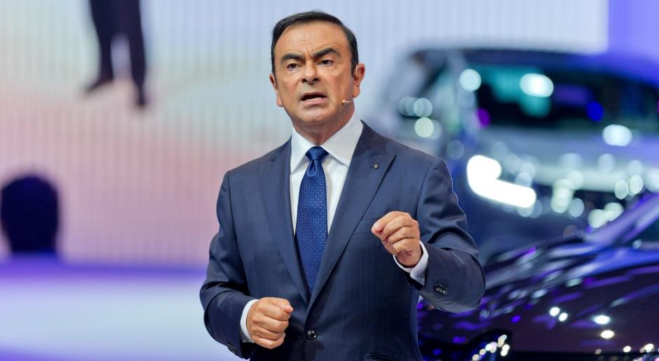 Francusko-japoński spór o areszt dla szefa Nissana