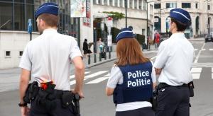 Belgijska policja z rekordową liczbą nadgodzin w 2016 roku