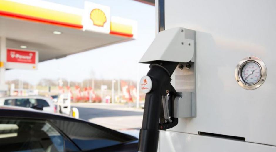 Shell wprowadza wodór na stacje w Wielkiej Brytanii