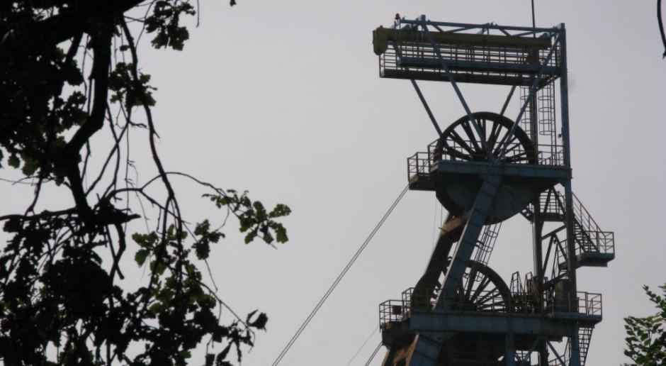 Górnik poszkodowany po wstrząsie w kopalni Staszic