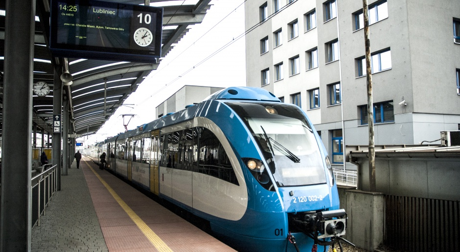 Resort infrastruktury nie wyklucza powiększenia kolejowego Programu Przystankowego