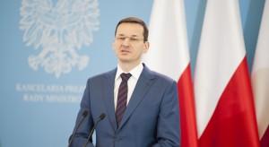 FT o Morawieckim: chce być konstruktywny