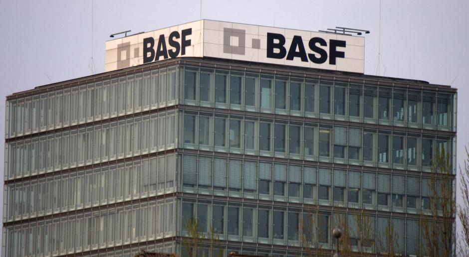 Miliony dla pomysłowych pracowników BASF