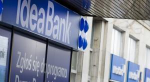 Idea Bank z minimalnym zyskiem