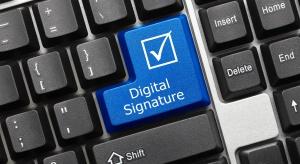 Podpis elektroniczny ma być bardziej mobilny