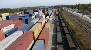 W Łodzi przygotowują się na rekrodowa liczbę pociągów z Chin