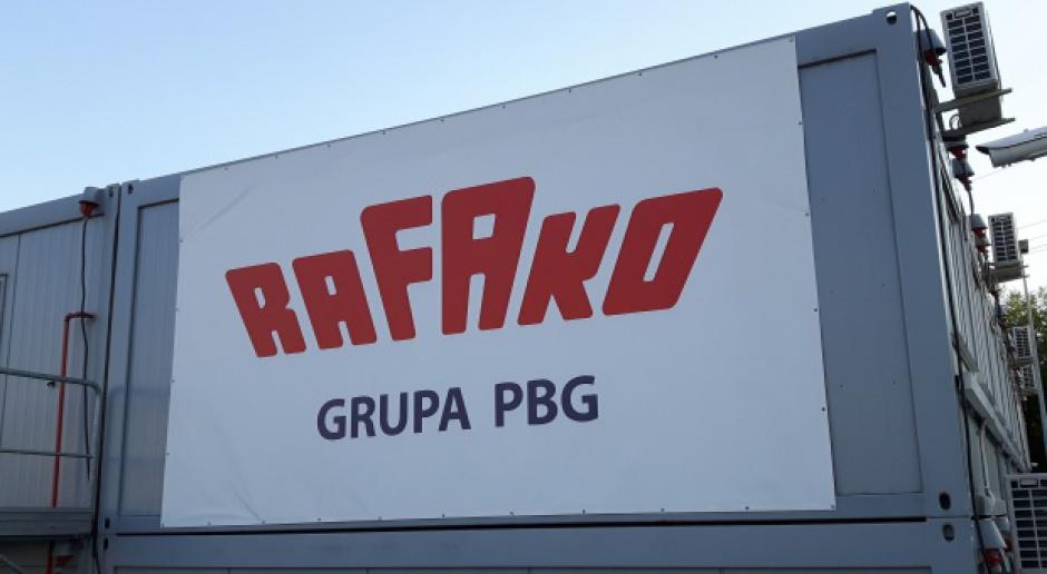 Na ponad 174 mln zł szacuje Rafako wzrost kosztów realizacji trzech umów