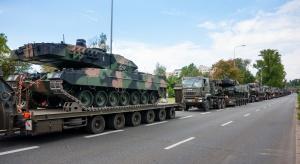 Polska w wydatkach na armię jest ofiarą własnego sukcesu