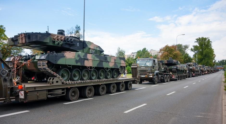 Wojsko utrudni życie kierowcom? Jest ostrzeżenie