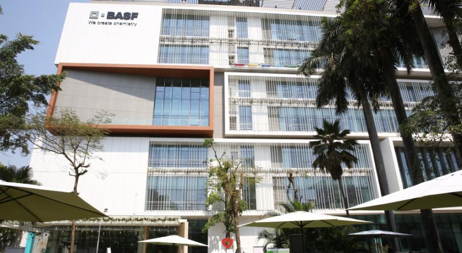 BASF otwiera nowy ośrodek badawczy w Indiach