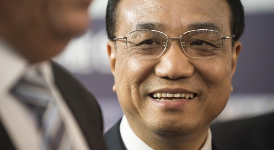 Premier Chin Li Keqiang nakreślił globalną strategię Pekinu
