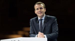 Zapowiedzi Macrona mogą być groźne, jeśli nie wprowadzimy euro