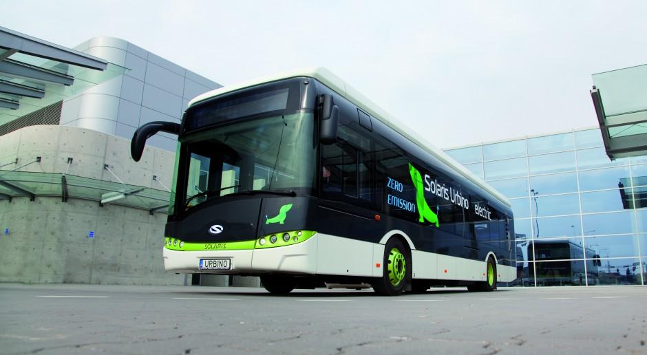Dwa nowe elektryczne Solarisy jadą do Norwegii