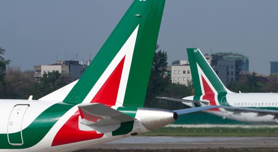 Alitalia dogorywa. Włochy tracą narodowego przewoźnika