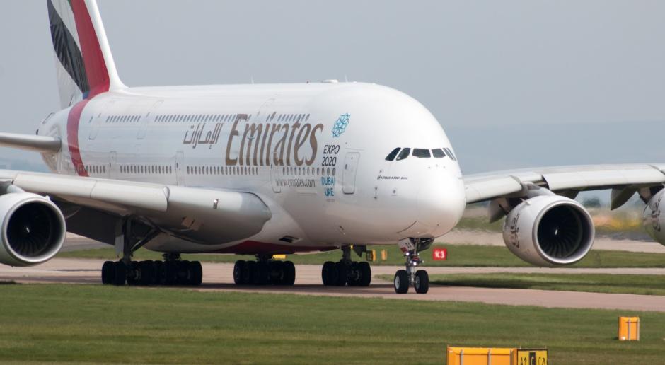Setny gigant we flocie Emirates