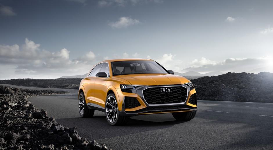 Audi wprowadza dwa nowe auta typu SUV