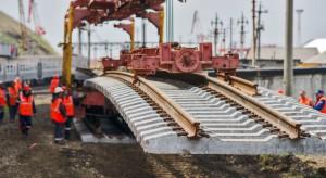 PKP PLK przymierzają się do budowy zupełnie nowych linii kolejowych