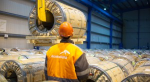 Apel do KE o wsparcie przemysłu stalowego