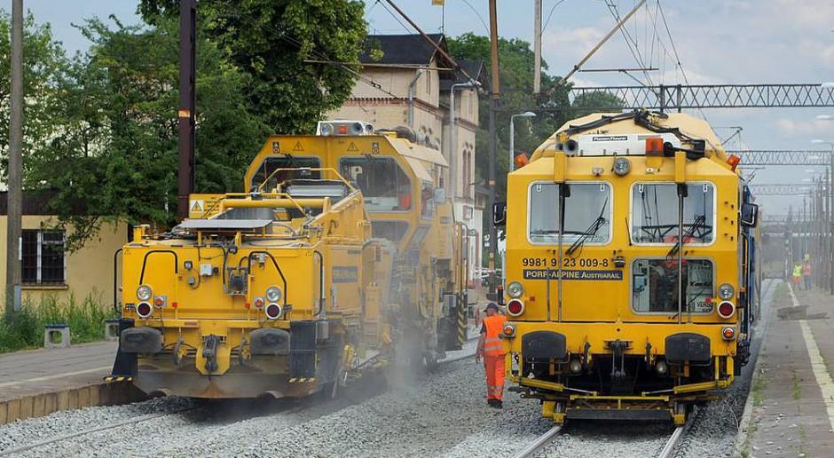 Porr wygrał kolejowy przetarg za 1,5 mld zł