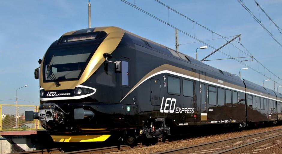 Leo Express z otwartym dostępem na trasie Praga-Medyka