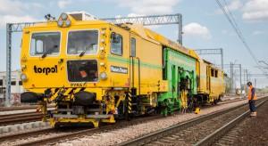 Torpol kończy I etap modernizacji jednej z najważniejszych linii kolejowych