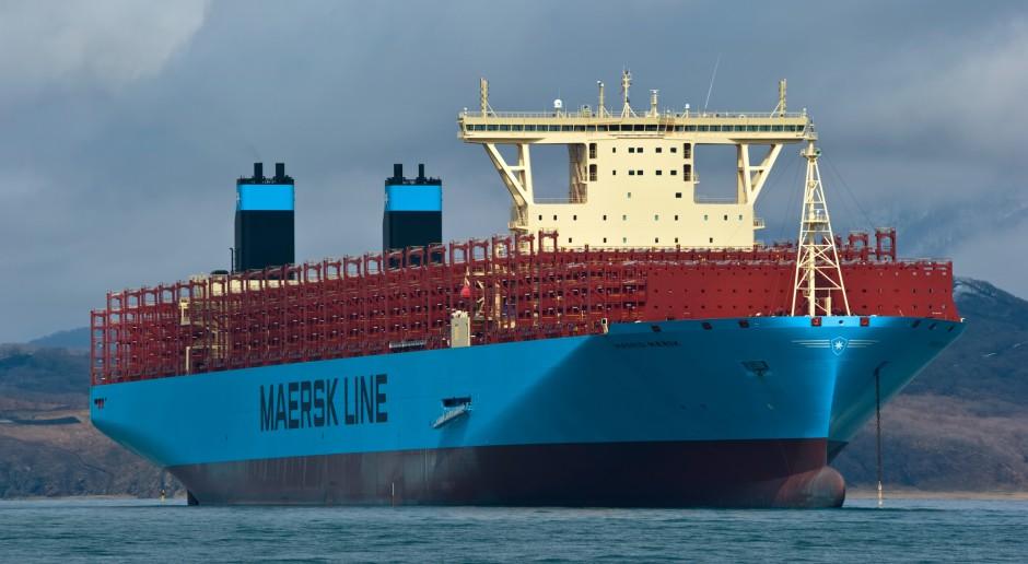 Kosztowny cyberatak na sieć spółek morskiego giganta