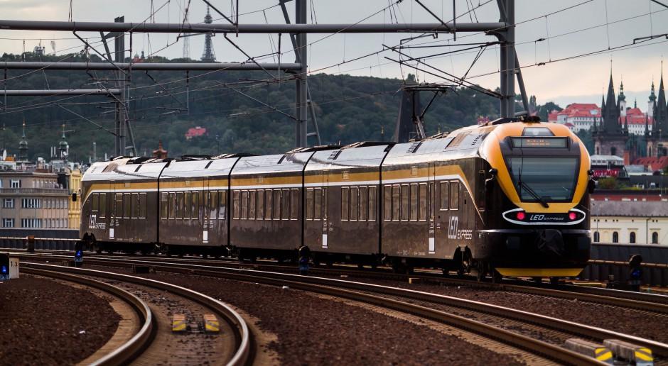 Leo Express powraca z ofertą kolejową, już nie tylko do Krakowa