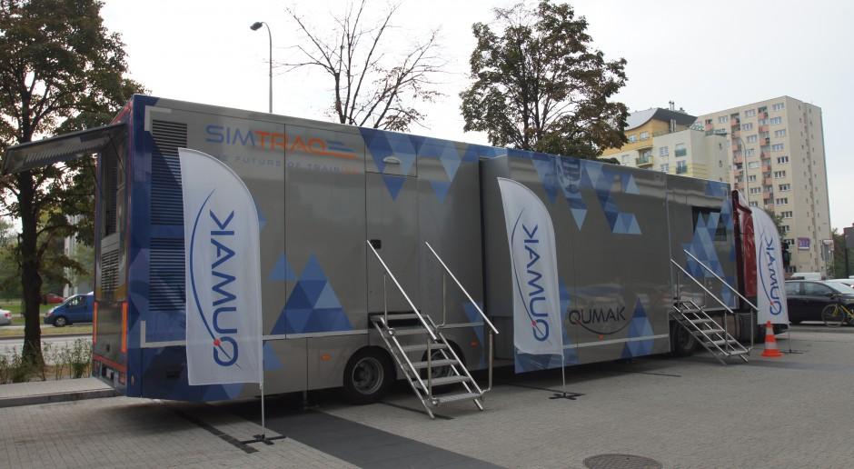 Zarząd Qumaka przygotował wniosek o upadłość