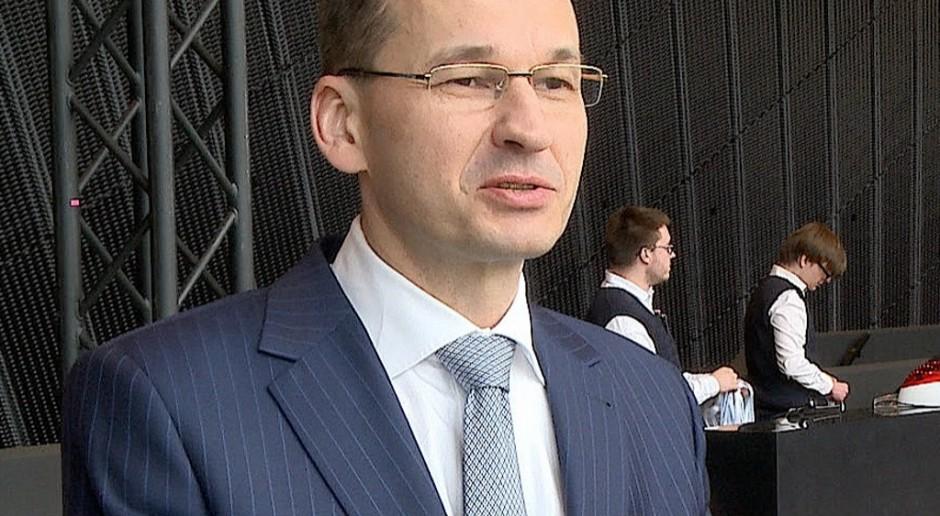 Morawiecki: wynik wskaźnika PMI dla Polski to bardzo dobra wiadomość