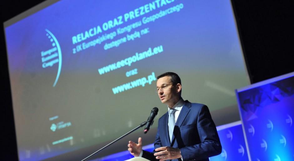Mateusz Morawiecki: model neoliberalny powinien zostać zakwestionowany