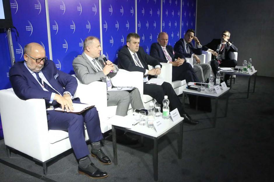 Drugiego dnia Europejskiego Kongresu Gospodarczego odbyła się sesja