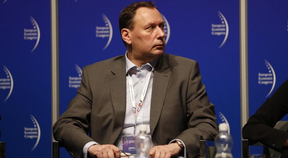 Andrzej Kensbok już w pełni prezesem Polskiej Grupy Zbrojeniowej