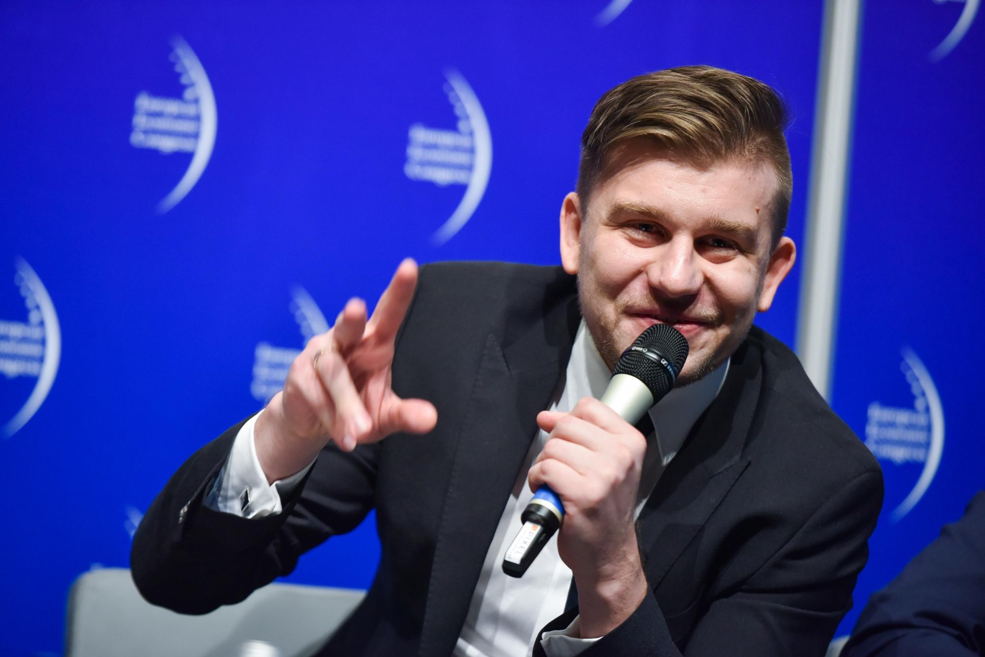 Paweł Pisarczyk, prezes zarządu Atende Industries z grupy Atende