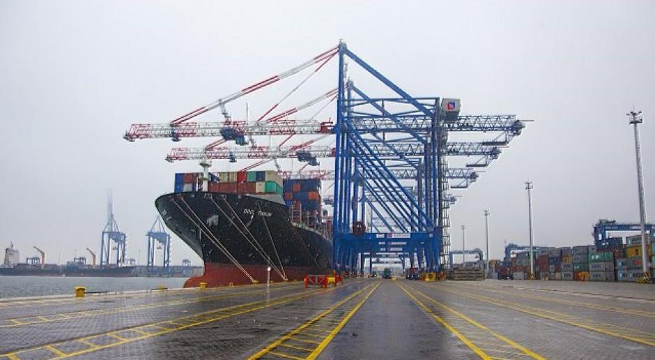 Ukraińskie porty idą na współpracę z portem w Gdańsku