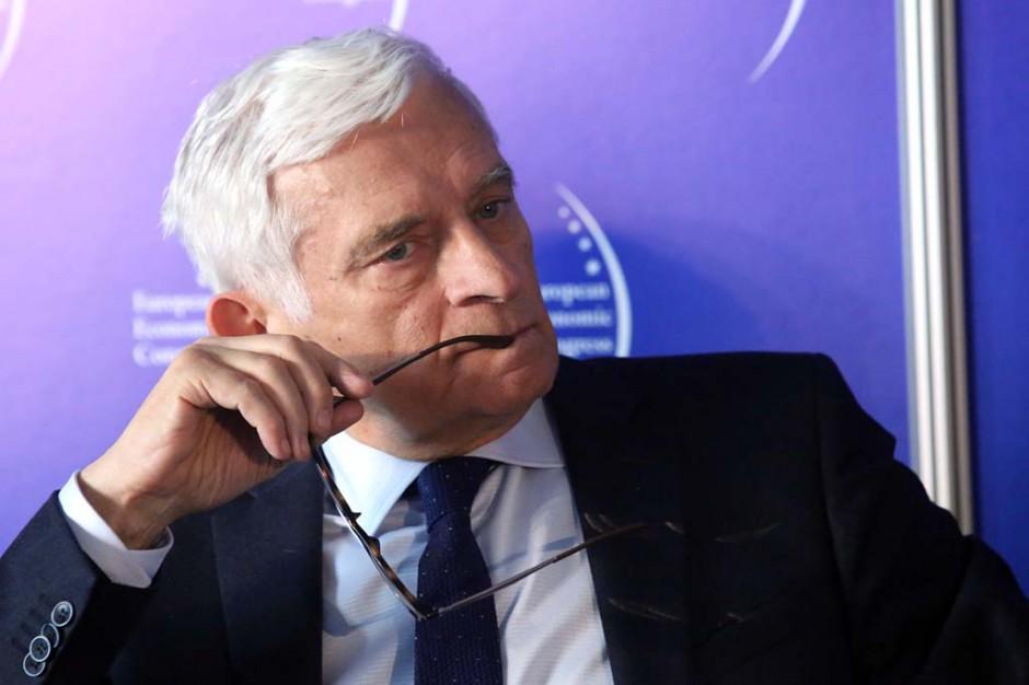 Jerzy Buzek, poseł do Parlamentu Europejskiego, przewodniczący Konwentu ds. Parku Śląskiego