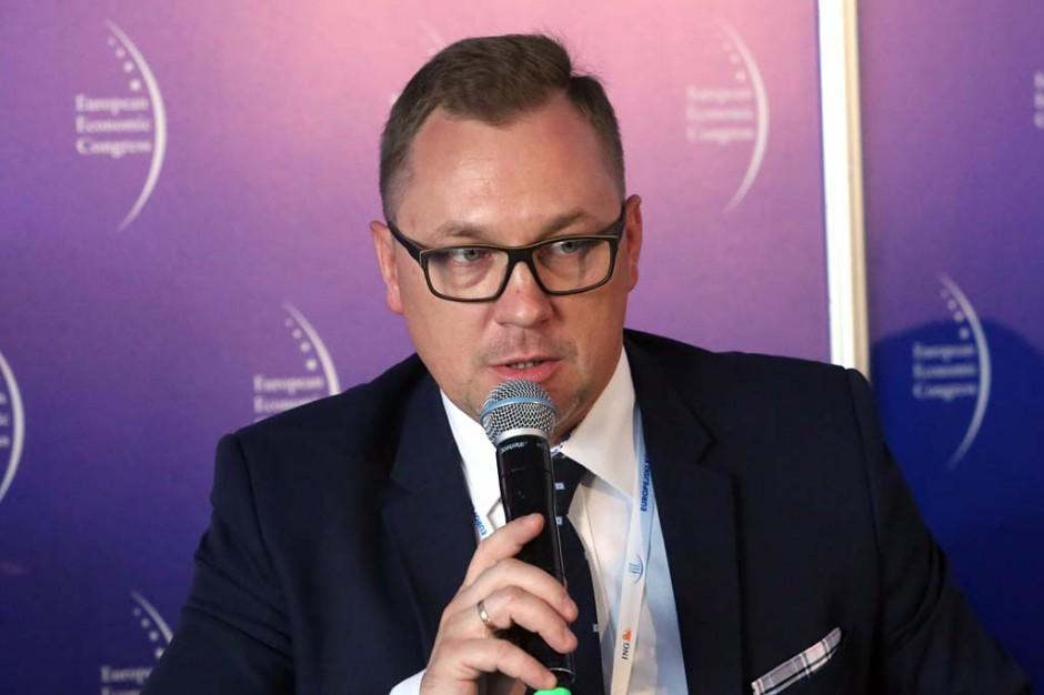 Tomasz Latocha, wiceprezes, MARR SA