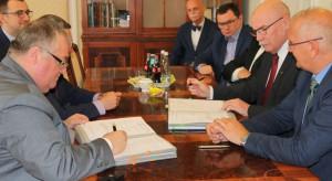 Tauron podpisał umowę na budowę szybu Grzegorz za 227,8 mln zł