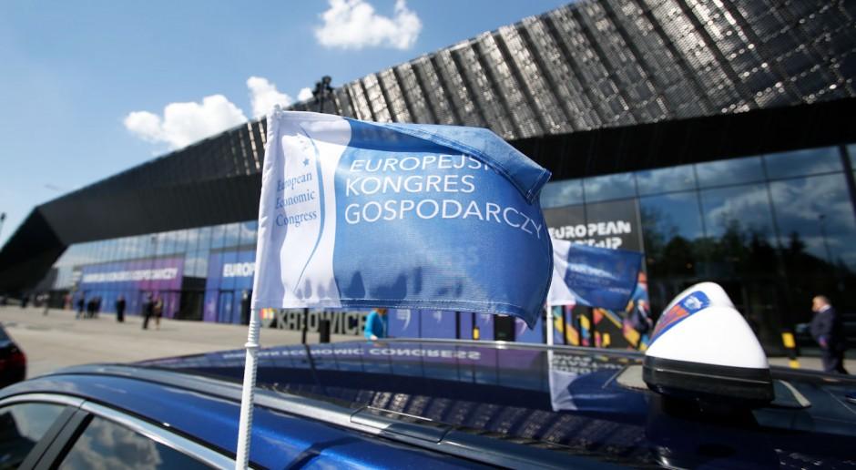 Google, Amazon, Microsoft na Europejskim Kongresie Gospodarczym