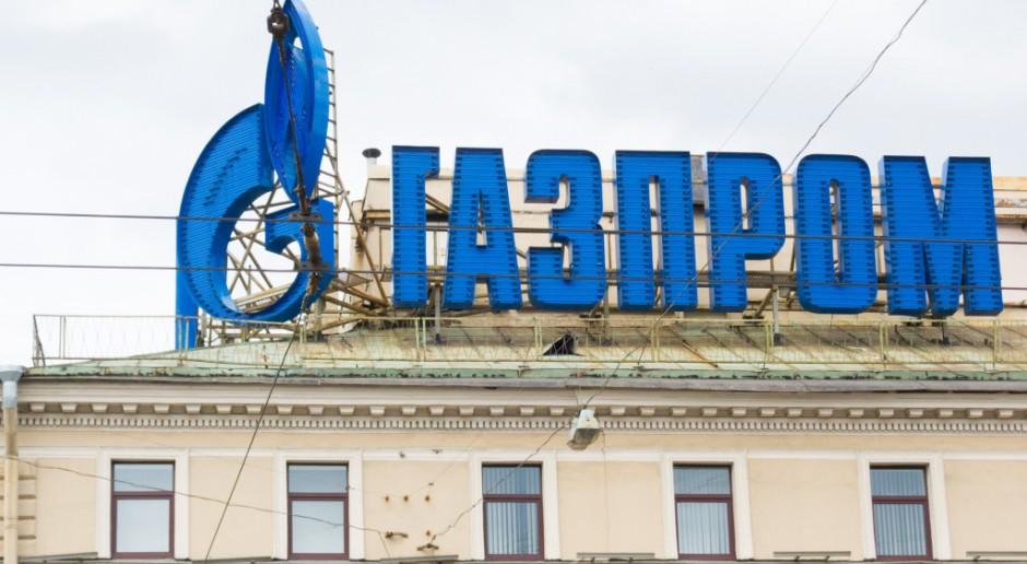 Mrozy pomogły Gazpromowi wznieść się na wyżyny sprzedaży
