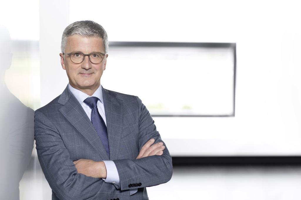 Prof. Rupert Stadler we władzach Audi zasiada już od 11 lat. Fot. mat. pras.