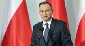 Andrzej Duda skierował specjalne słowa do ratowników górniczych