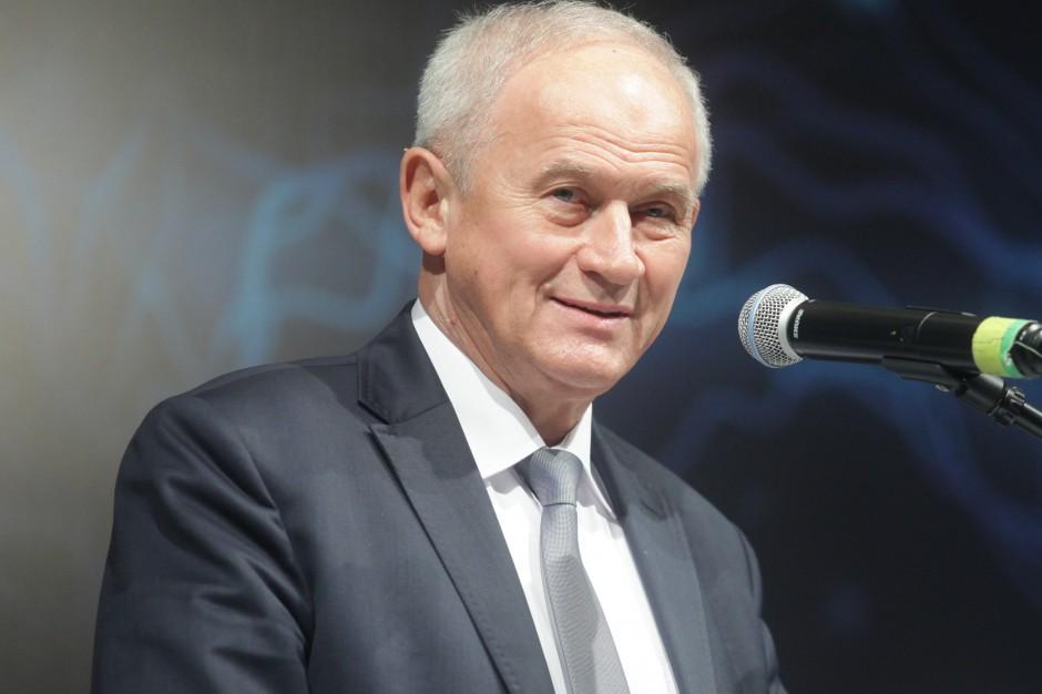 Minister Krzysztof Tchórzewski na Kongresie Nowego Przemysłu