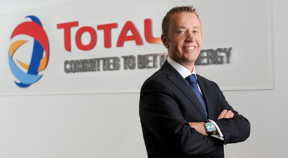 Szef Total Polska: ani razu nie pomyśleliśmy, żeby się wycofać z rynku