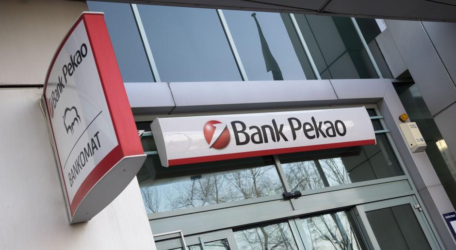 Michał Krupiński nadal prezesem Pekao