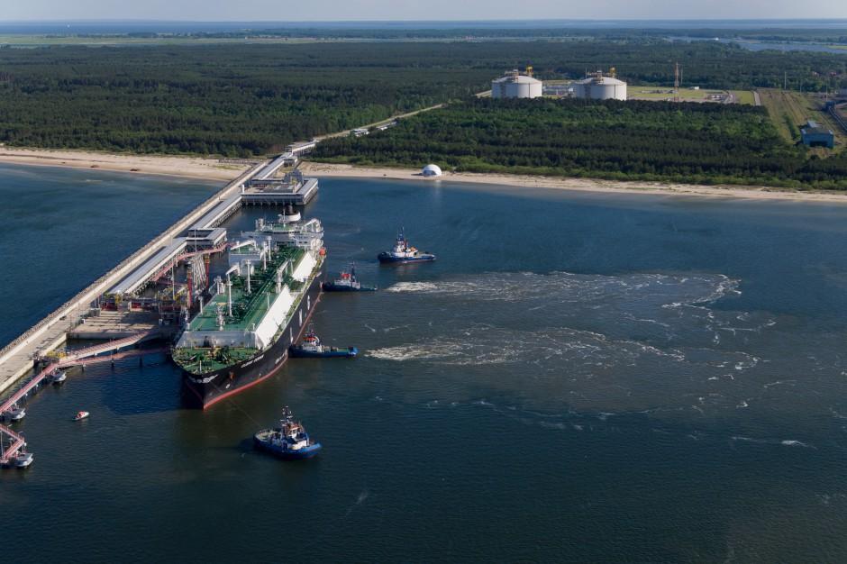 Miliardy na bezpieczeństwo gazowe. 14,5 mld zł do wydania