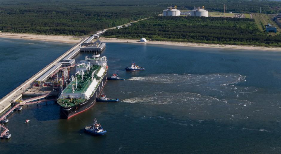 Kolejne 100 mln m3 gazu ziemnego z USA do Polski w formule spot