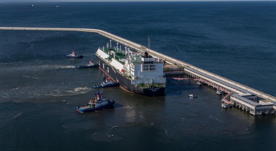 Gazoport odebrał już 29 dostawę LNG