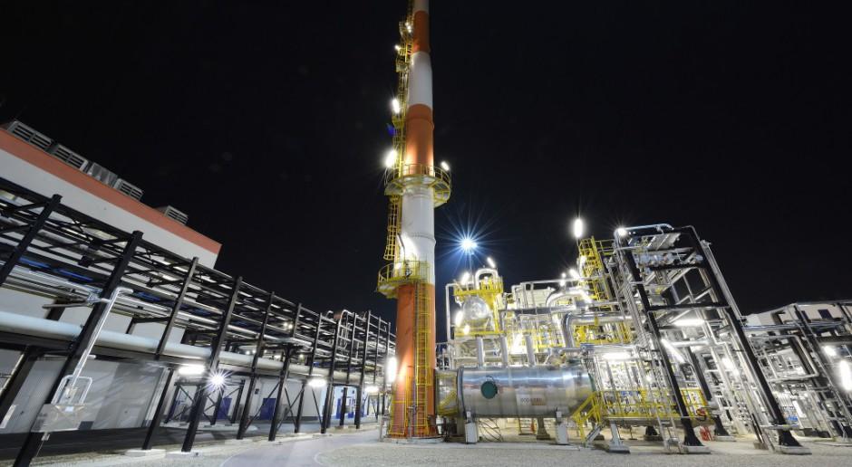 Rośnie wydobycie gazu i przerób ropy